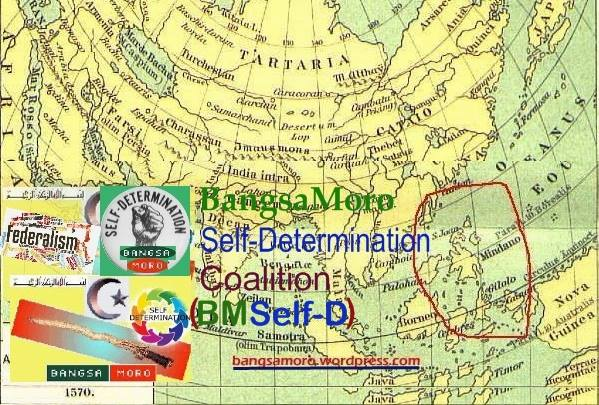 To advocate for the Self-Determination of the Bangsa Moro as a State under a Federation or others